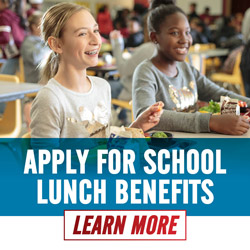 School Lunch Application Information