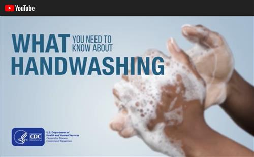 What you need to know about hand washing