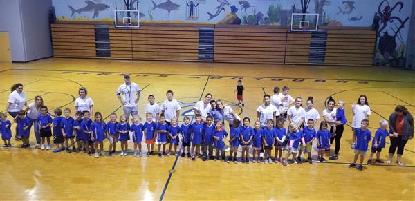 sugarloaf pre-K unified special Olympics event