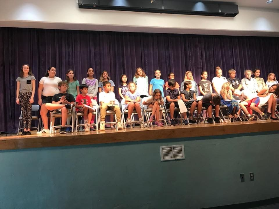 Sugarloaf School Safety Patrol for 2018-2019 Inducted