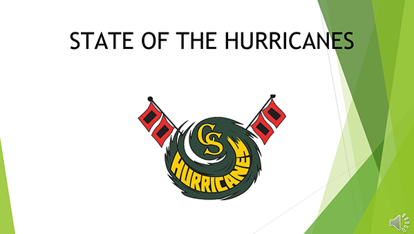 State of the Hurricanes header image