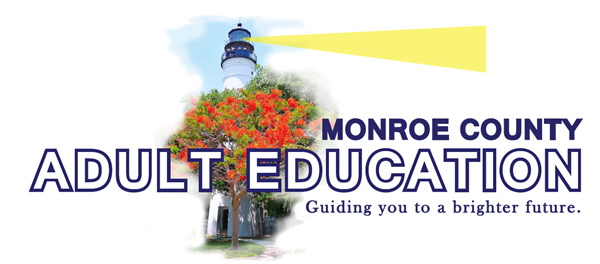 Monroe County Adult Education Logo