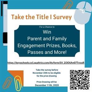 Title I Survey Info