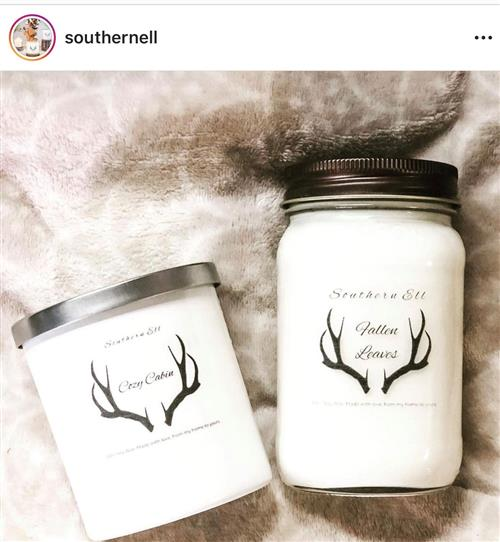 @southernell candle photo