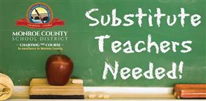 substitute teachers needed image
